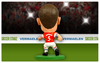 Thomas Vermaelen - Arsenal Home Kit-Soccer Starz- www.superherotoystore.com-Action Figure - 4