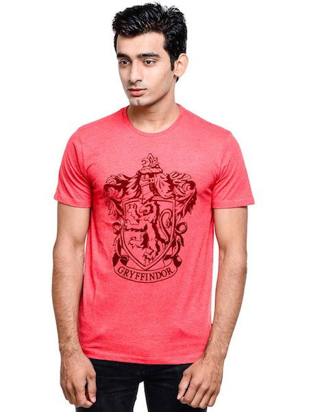 Pottermore House Half Sleeve T-Shirt by Bio World -Bio World - India - www.superherotoystore.com