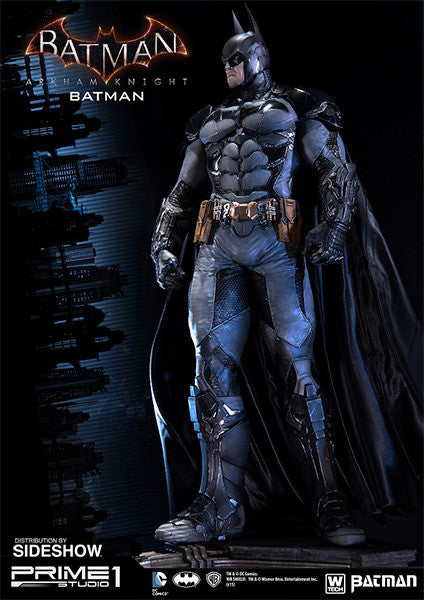 Arkham Origins: Batman Statue by Prime 1 Studio, now ...