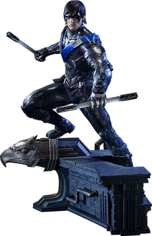DC Arkham Knight: Nightwing 1/3rd Scale Statue by Prime 1 Studios