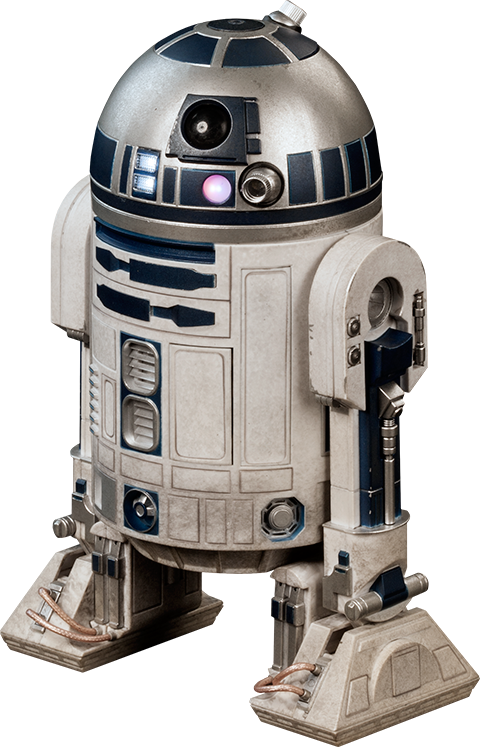R2-D2 1/6th Scale Figure by Sideshow Collectibles-Sideshow Collectibles- www.superherotoystore.com-Statue - 1