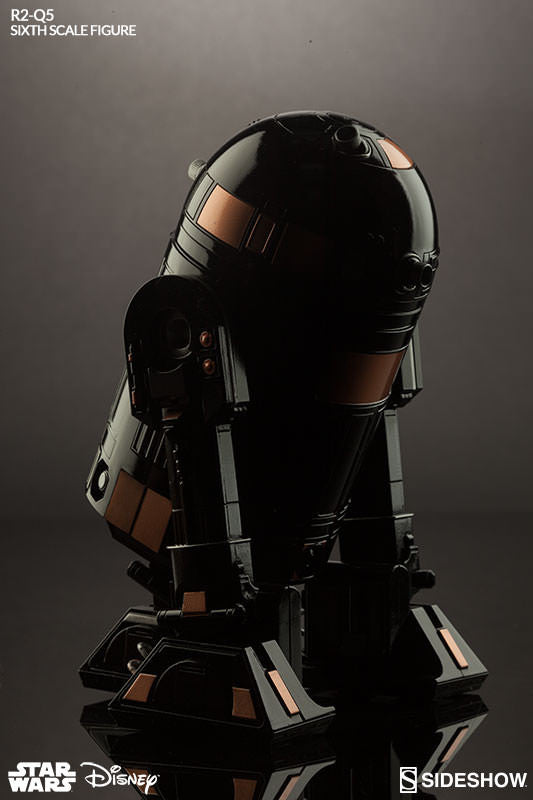 R2-Q5 1/6th Scale Action Figure by Sideshow Collectibles-Sideshow Collectibles- www.superherotoystore.com-Action Figure - 3