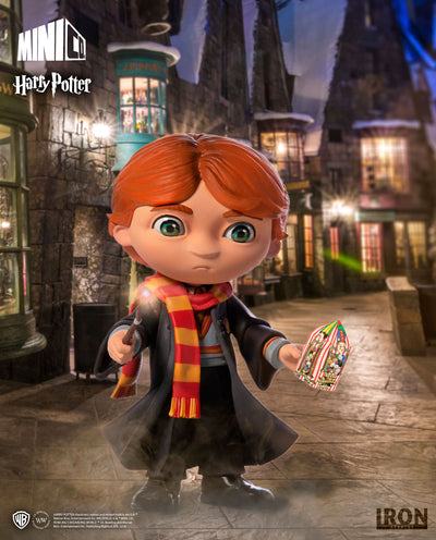 Harry Potter Ron Weasley MiniCo Figure by Iron Studios -MiniCo - India - www.superherotoystore.com