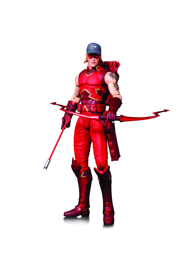 Red Hood and the Outlaws Arsenal Action Figure-DC Collectibles- www.superherotoystore.com-Action Figure