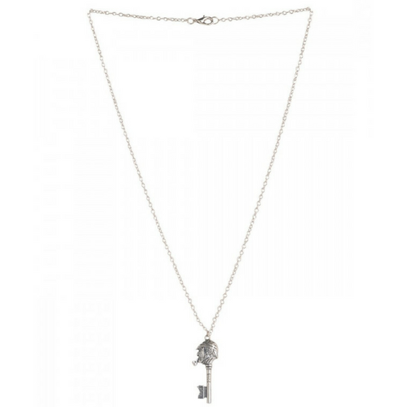 Sherlock Head Key Necklace