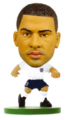 Glen Johnson - England-Soccer Starz- www.superherotoystore.com-Action Figure