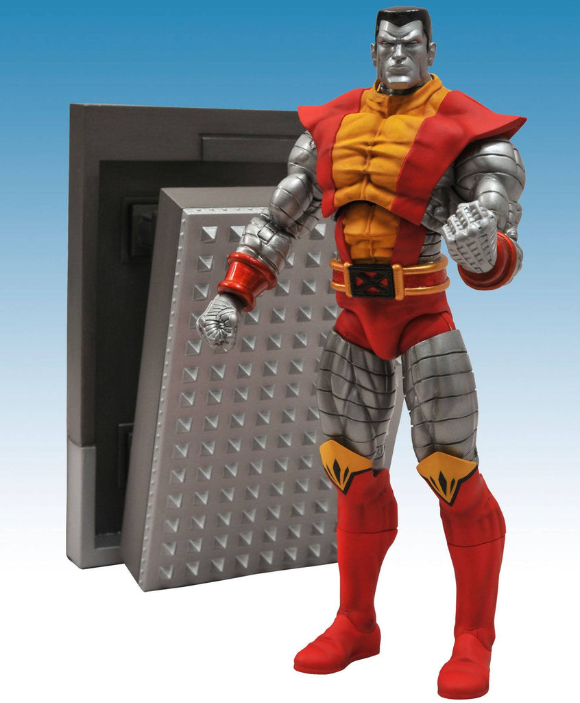 Marvel Select X-Men Colossus Action Figure-Diamond Select toys- www.superherotoystore.com-Action Figure - 2