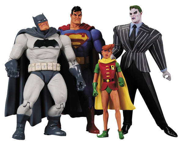 Dark Knight Returns Action Figure Box Set by DC Collectibles-DC Collectibles- www.superherotoystore.com-Action Figure - 1