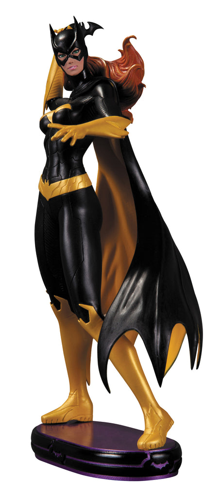 Dc Comics Cover Girls Batgirl Statue-DC Collectibles- www.superherotoystore.com-Action Figure