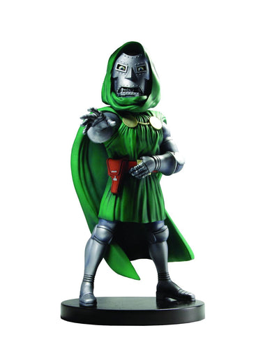 Marvel Classic Head Knockers XL - Doctor Doom-NECA- www.superherotoystore.com-Bobble Heads - 3