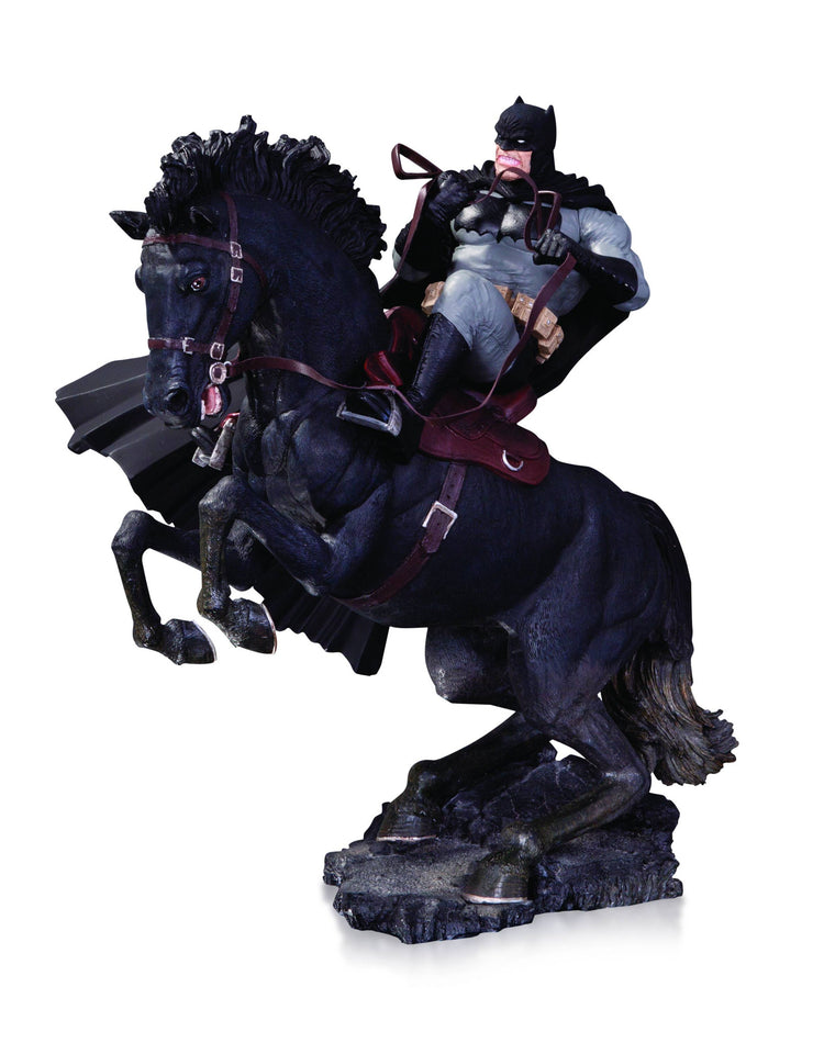 Dark Knight Returns Call To Arms Statue by DC Collectibles-DC Collectibles- www.superherotoystore.com-Statue