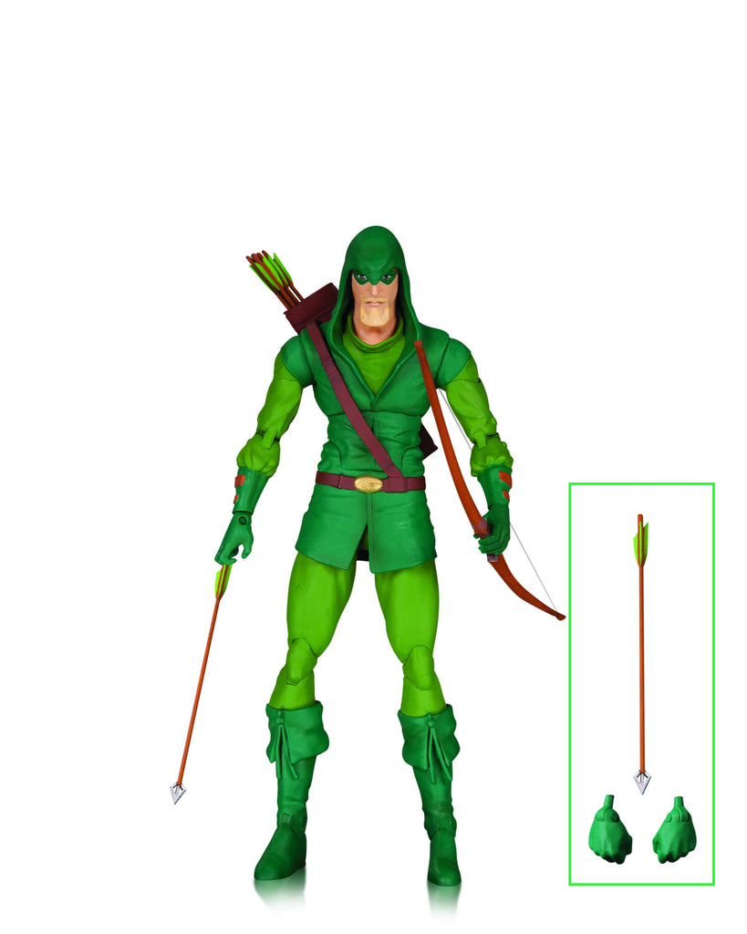DC Icons Green Arrow Longbow Hunters AF-DC Collectibles- www.superherotoystore.com-Action Figure