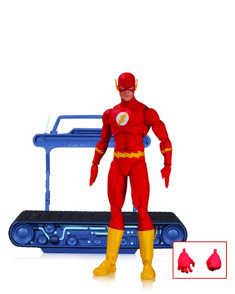 DC Icons Flash Chain Lightning Action Figure by DC Collectibles-DC Collectibles- www.superherotoystore.com-Action Figure