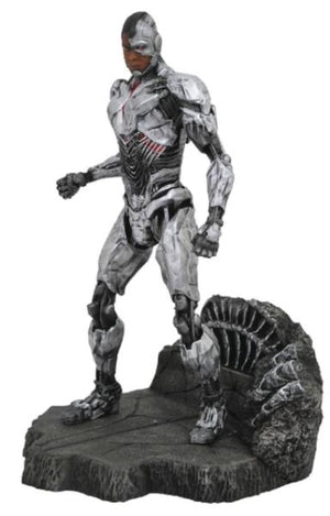 DC Comics PVC Gallery Justice League Movie Cyborg Statue by Diamond Select India