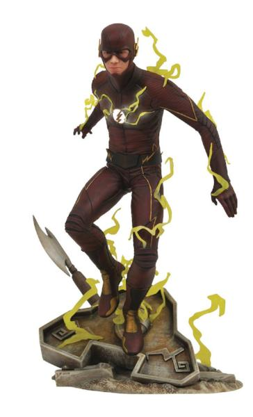Flash CW TV Series Gallery Statue by Diamond Select available in India