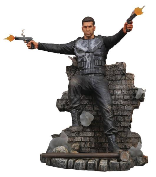 Marvel Gallery Netflix Punisher Season 1 Statue by Diamond Select Toys available in India @ superherotoystore.com