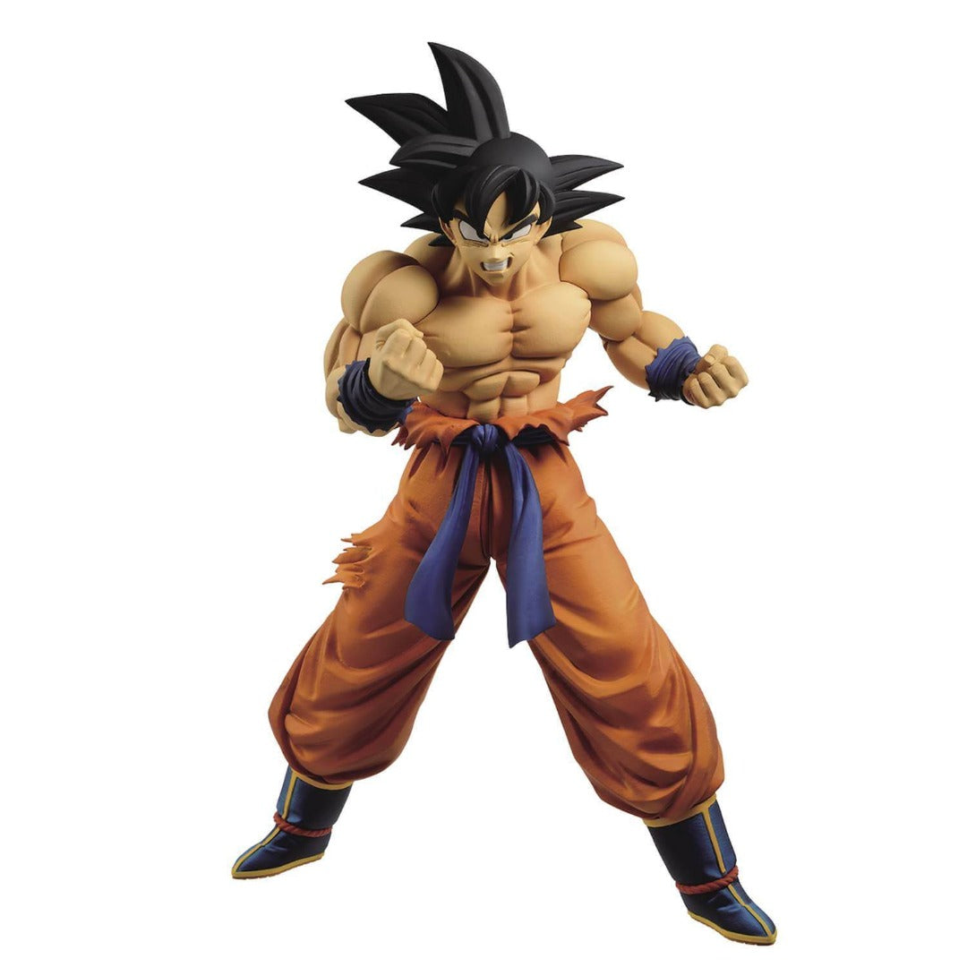 Dragon Ball Z Maximatic The Son Goku III Statue by Banpresto