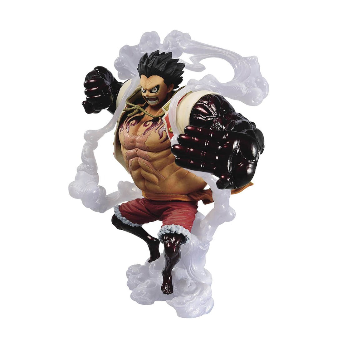 One Piece King of Artist Monkey D. Luffy Gear4: Boundman Statue by Banpresto