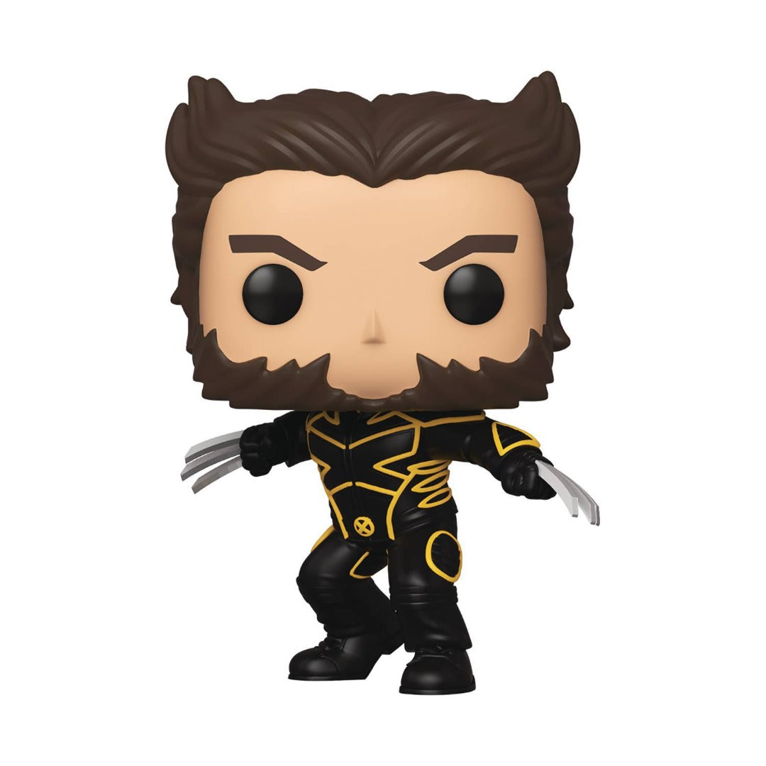 X-Men 20th Anniversary Wolverine in Jacket Pop! Vinyl Figure by Funko -Funko - India - www.superherotoystore.com