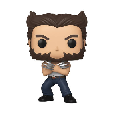 X-Men 20th Anniversary Wolverine in Tanktop Pop! Vinyl Figure by Funko -Funko - India - www.superherotoystore.com