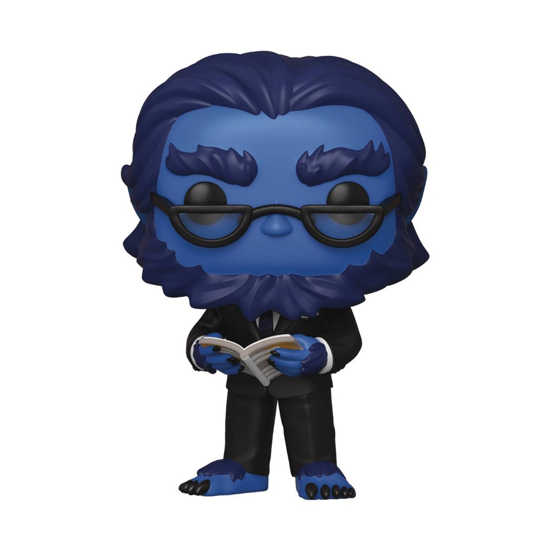 X-Men 20th Anniversary Beast Pop! Vinyl Figure by Funko -Funko - India - www.superherotoystore.com