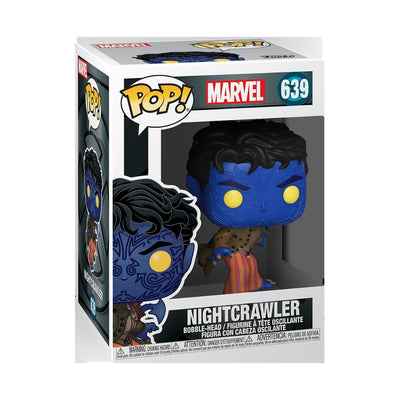 X-Men 20th Anniversary Nightcrawler Pop! Vinyl Figure by Funko -Funko - India - www.superherotoystore.com