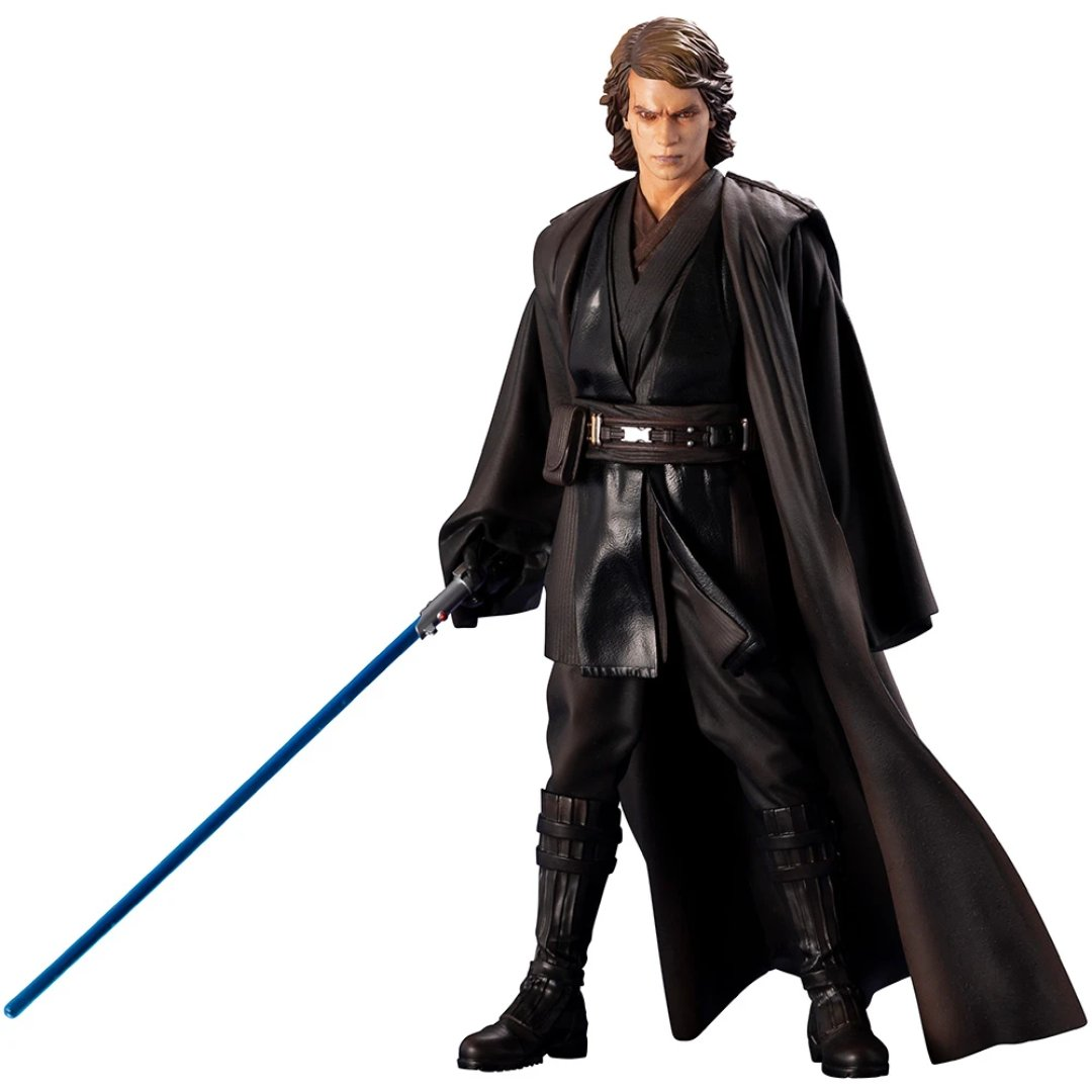 Star Wars Revenge of The Sith Anakin Skywalker ArtFx+ Statue by Kotobukiya -Kotobukiya - India - www.superherotoystore.com