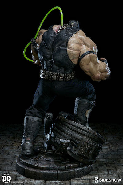 DC Comics: Bane 1/4th Scale Premium Format Figure by Sideshow Collectibles-Sideshow Collectibles- www.superherotoystore.com-Statue - 6