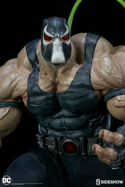 DC Comics: Bane 1/4th Scale Premium Format Figure by Sideshow Collectibles-Sideshow Collectibles- www.superherotoystore.com-Statue - 9
