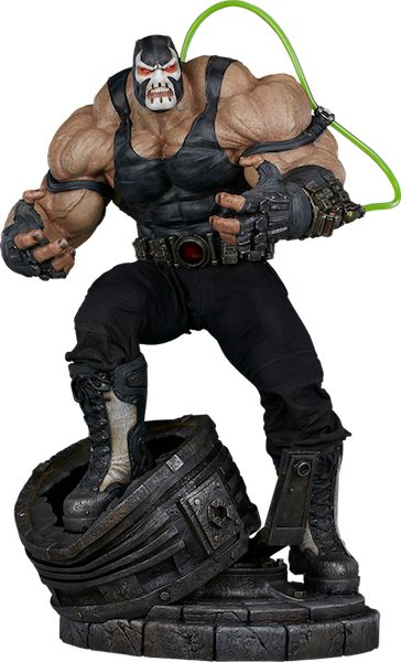 DC Comics: Bane 1/4th Scale Premium Format Figure by Sideshow Collectibles-Sideshow Collectibles- www.superherotoystore.com-Statue - 1
