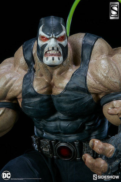 DC Comics: Bane 1/4th Scale Premium Format Figure by Sideshow Collectibles-Sideshow Collectibles- www.superherotoystore.com-Statue - 8