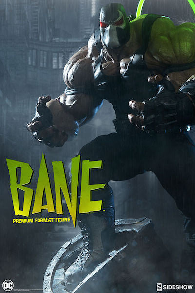 DC Comics: Bane 1/4th Scale Premium Format Figure by Sideshow Collectibles-Sideshow Collectibles- www.superherotoystore.com-Statue - 2