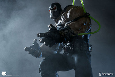 DC Comics: Bane 1/4th Scale Premium Format Figure by Sideshow Collectibles-Sideshow Collectibles- www.superherotoystore.com-Statue - 17