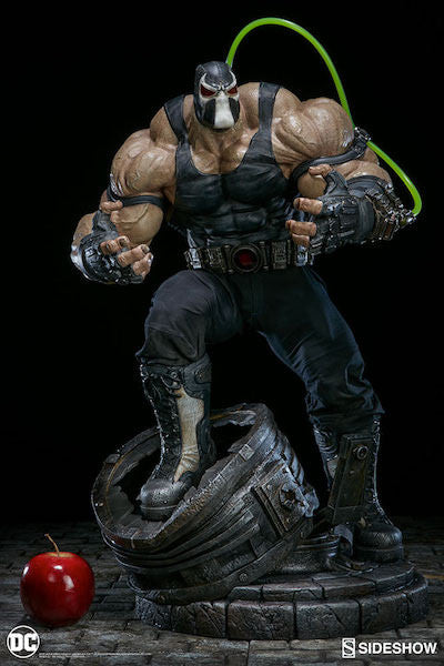 DC Comics: Bane 1/4th Scale Premium Format Figure by Sideshow Collectibles-Sideshow Collectibles- www.superherotoystore.com-Statue - 4