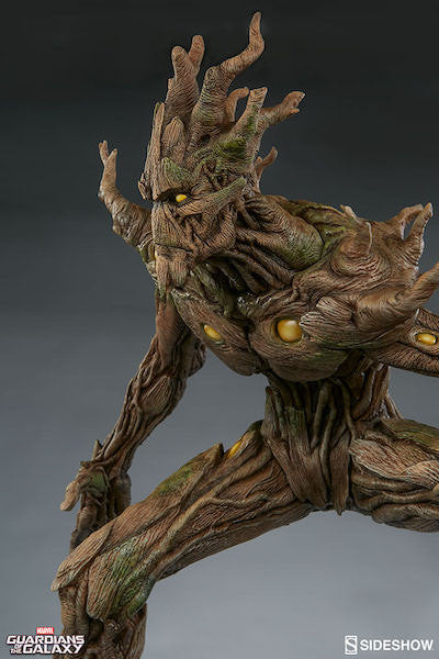 Guardians of the Galaxy: Groot Premium Format Figure by Sideshow Collectibles