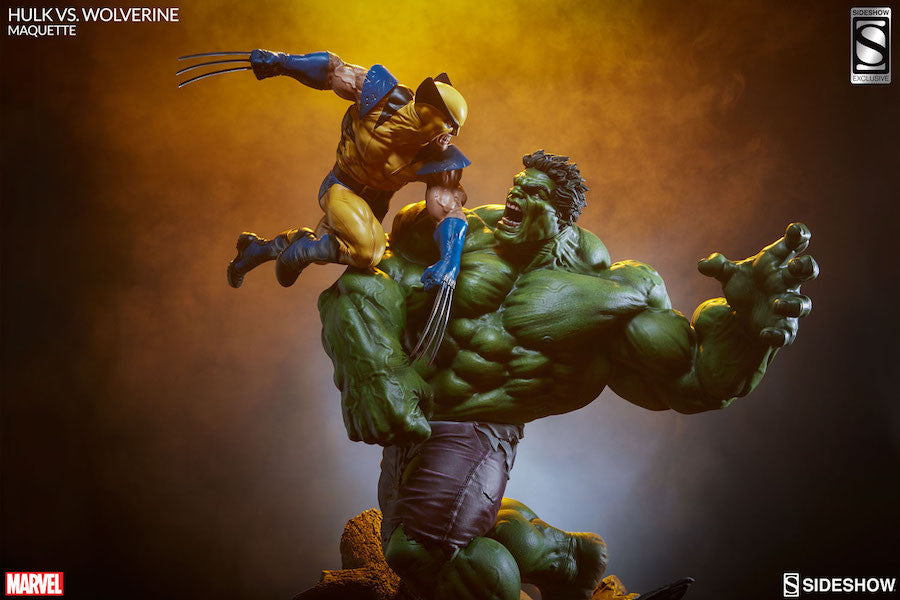 hulk maquette by sideshow collectibles now available in india