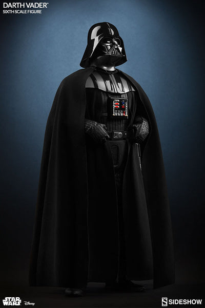 Darth Vader 1/6th Scale Figure by Sideshow Collectibles-Sideshow Collectibles- www.superherotoystore.com-Action Figure - 2