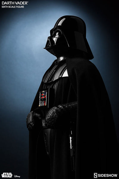 Darth Vader 1/6th Scale Figure by Sideshow Collectibles-Sideshow Collectibles- www.superherotoystore.com-Action Figure - 6