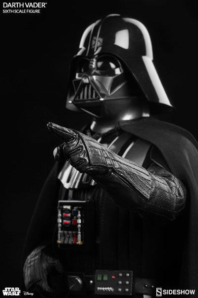 Darth Vader 1/6th Scale Figure by Sideshow Collectibles-Sideshow Collectibles- www.superherotoystore.com-Action Figure - 7