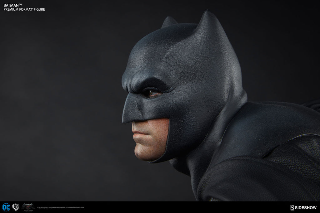 Dawn Of Justice Batman 1/4th Scale Premium Format Figure by Sideshow Collectibles-Sideshow Collectibles- www.superherotoystore.com-Statue - 2