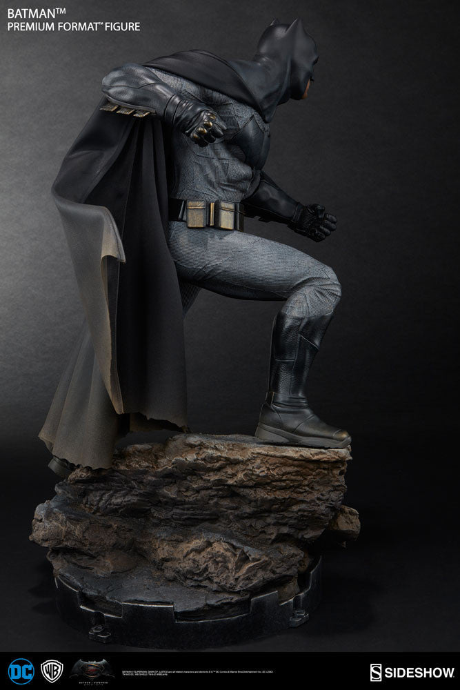 Dawn Of Justice Batman 1/4th Scale Premium Format Figure by Sideshow Collectibles-Sideshow Collectibles- www.superherotoystore.com-Statue - 10