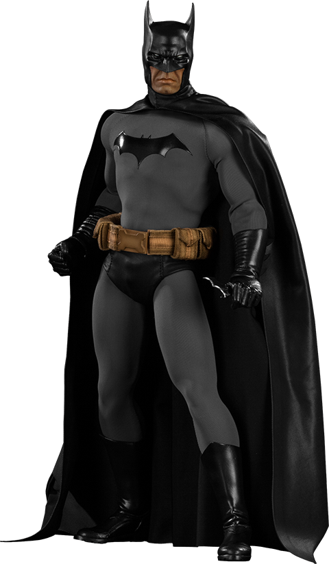 Gotham Knight Batman 1/6th Scale Figure by Sideshow Collectibles-Sideshow Collectibles- www.superherotoystore.com-Statue - 1