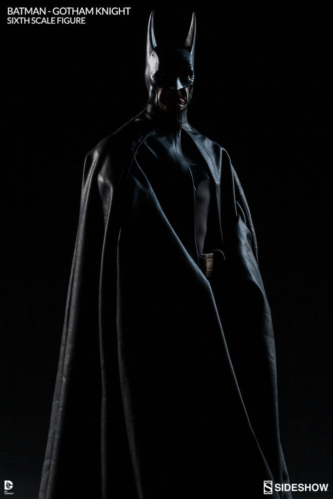 Gotham Knight Batman 1/6th Scale Figure by Sideshow Collectibles-Sideshow Collectibles- www.superherotoystore.com-Statue - 3