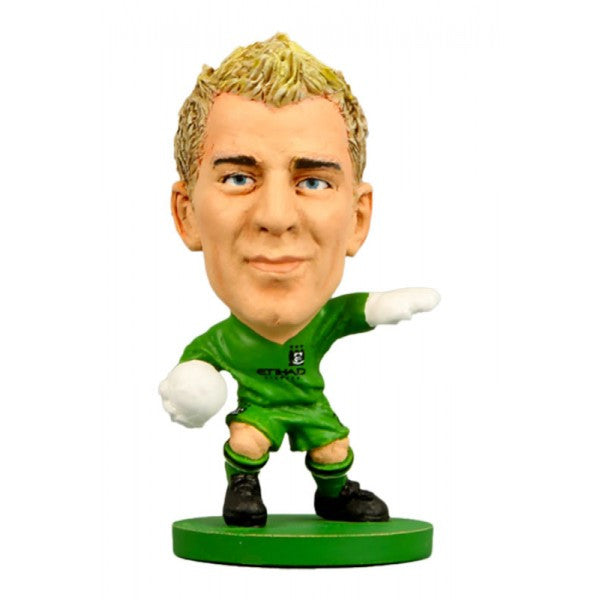 Joe Hart - Manchester City -Soccer Starz - India - www.superherotoystore.com