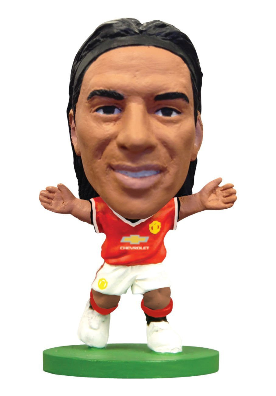 Radamel Falcao - Manchester United Home Kit -Soccer Starz - India - www.superherotoystore.com