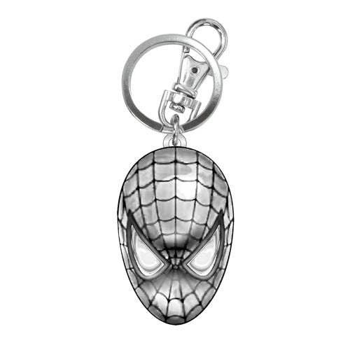 Spider-Man Head Pewter Key Chain by Monogram International -Monogram International - India - www.superherotoystore.com