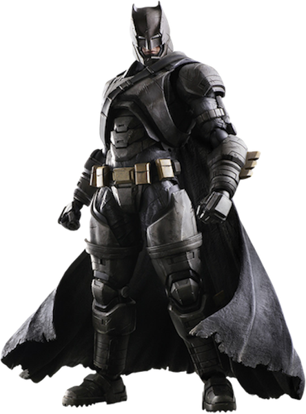 Dawn of Justice Armored Batman Play Arts Kai by Square Enix-Square Enix- www.superherotoystore.com-Action Figure - 1