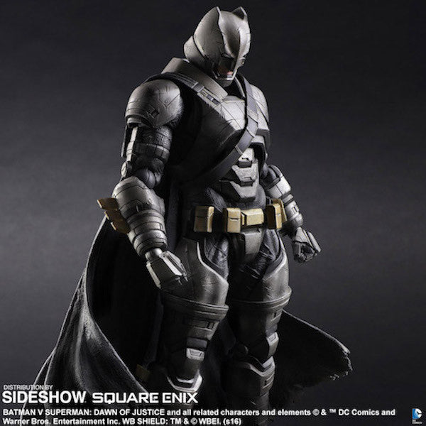 Dawn of Justice Armored Batman Play Arts Kai by Square Enix-Square Enix- www.superherotoystore.com-Action Figure - 4