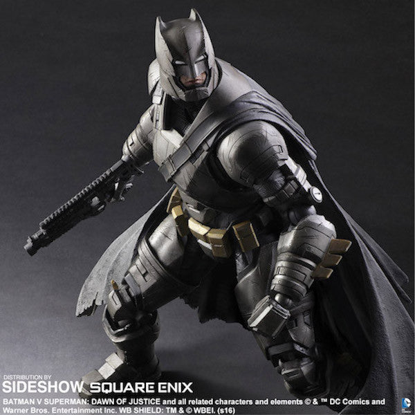 Dawn of Justice Armored Batman Play Arts Kai by Square Enix-Square Enix- www.superherotoystore.com-Action Figure - 6