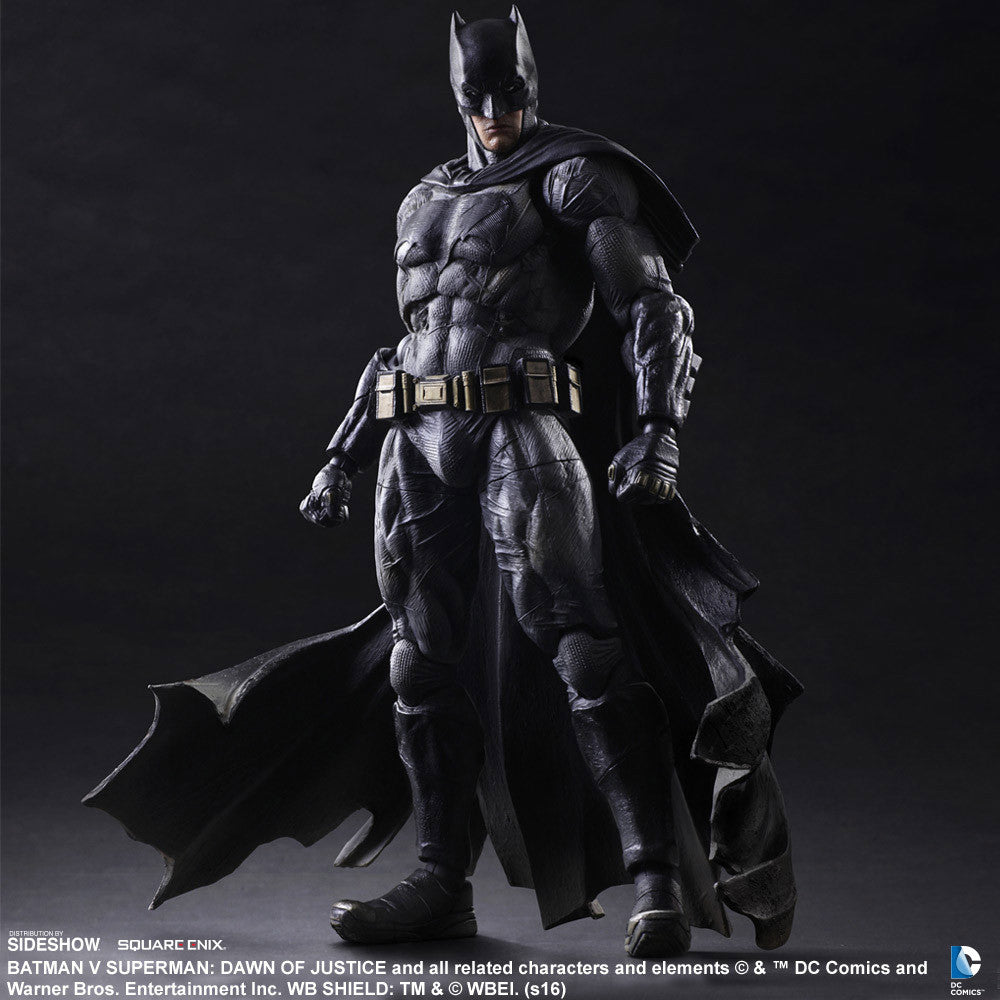 Dawn of Justice Batman Play Arts Kai by Square Enix-Square Enix- www.superherotoystore.com-Action Figure - 3